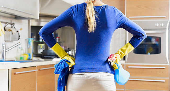 10 Sfaturi pentru curățenia casei