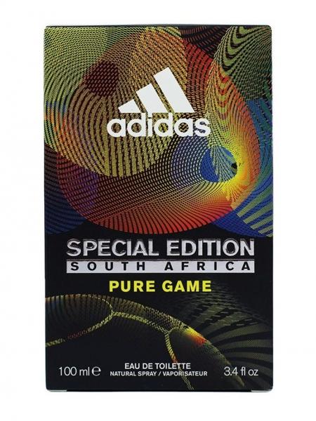 Adidas Eau de Toilette, Barbati, 100 ml, Special Edition Pure Game [0]