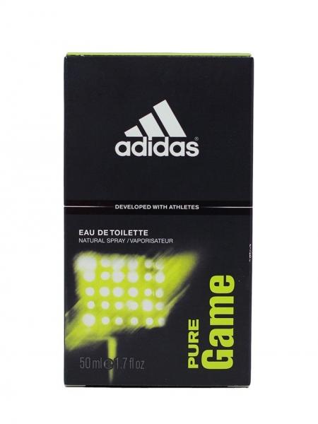 Adidas Eau de Toilette, Barbati, 50 ml, Pure Game [0]