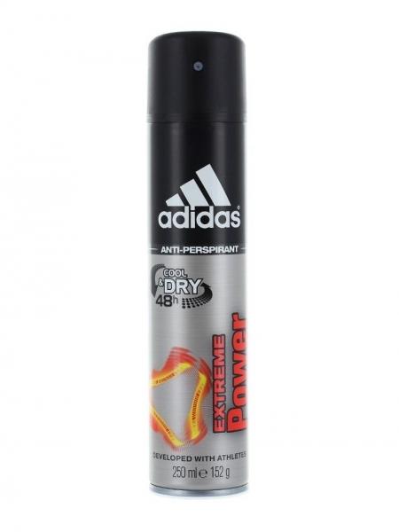 Adidas Deodorant spray, Barbati, 250 ml, Extreme Power [0]