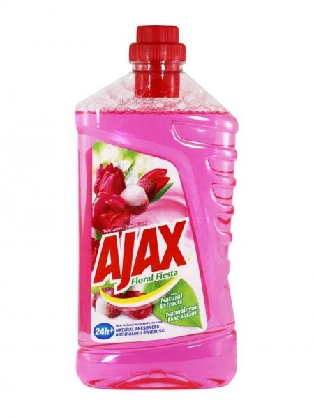 Ajax Detergent Pardoseli, 1L, Tulip Lychee [0]