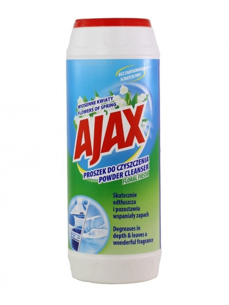 Ajax Praf de curatat, 450g, Flowers of Spring [0]