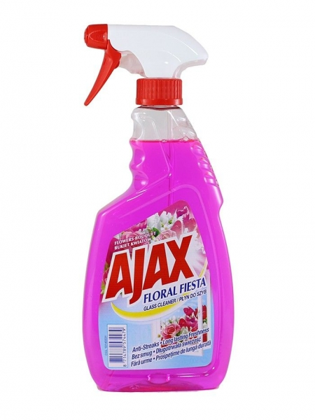 Ajax Solutie curatat geamuri, 500 ml, Flowers Bouquet [0]