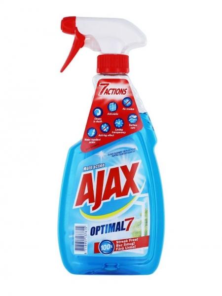 Ajax Solutie curatat geamuri, 500 ml, Multi Action [0]