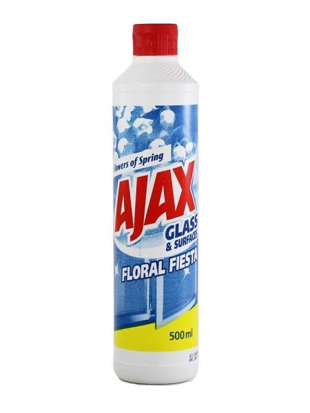 Ajax Solutie curatat geamuri, Rezerva, 500 ml, Spring [0]