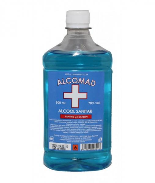 Alcomad Alcool sanitar 70, 500 ml [0]