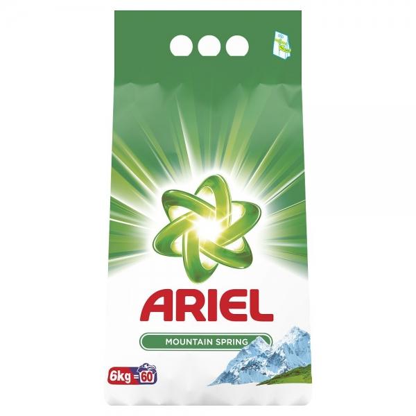 Ariel Detergent automat, 6 kg, 60 spalari, Mountain Spring [0]