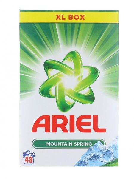 Ariel Detergent automat, 3.6 kg, 48 spalari, Mountain Spring [0]