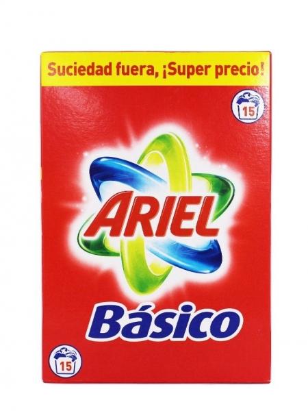 Ariel Detergent automat, 975 g, 15 spalari, Basico [0]