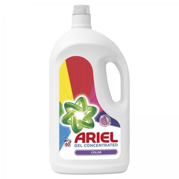 Ariel Detergent lichid, 3.3L, 60 spalari, Color [0]