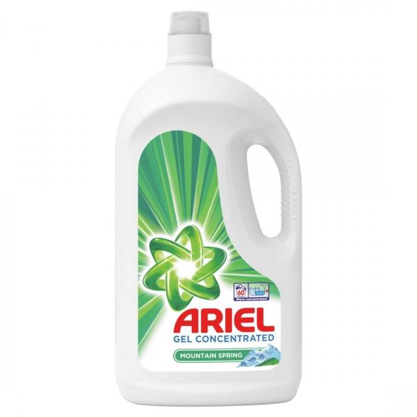 Ariel Detergent lichid, 3.3L, 60 spalari, Mountain Spring [0]