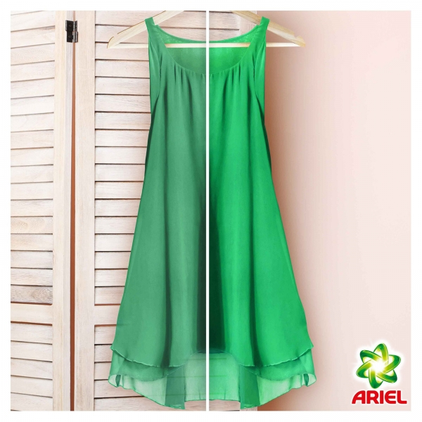 Ariel Detergent lichid, 3.3L, 60 spalari, Touch of Lenor Fresh [2]