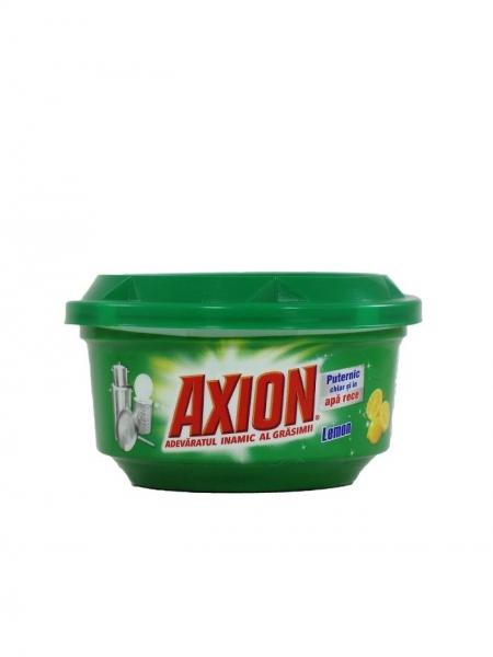 Axion Detergent pasta pentru vase, 225 g, Lemon [0]
