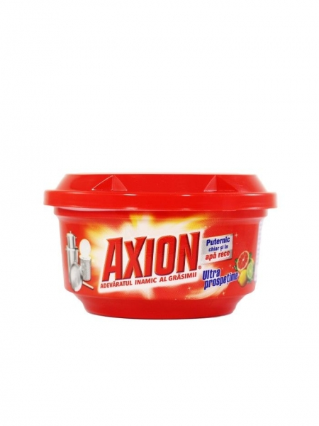Axion Detergent pasta pentru vase, 225 g, Ultra Prospetime [0]