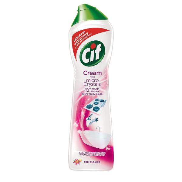 Cif Crema abraziva, 500 ml, Pink Flower [0]