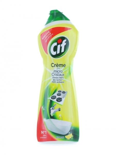 Cif Crema abraziva, 750 ml, Lemon [0]