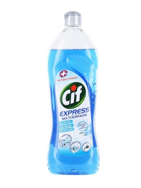 Cif Solutie curatat multisuprafete, 750 ml, Express [0]
