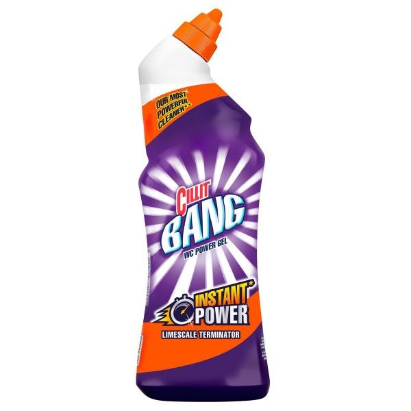 Cillit Bang Dezinfectant WC, 750 ml, Limescale Terminator [0]