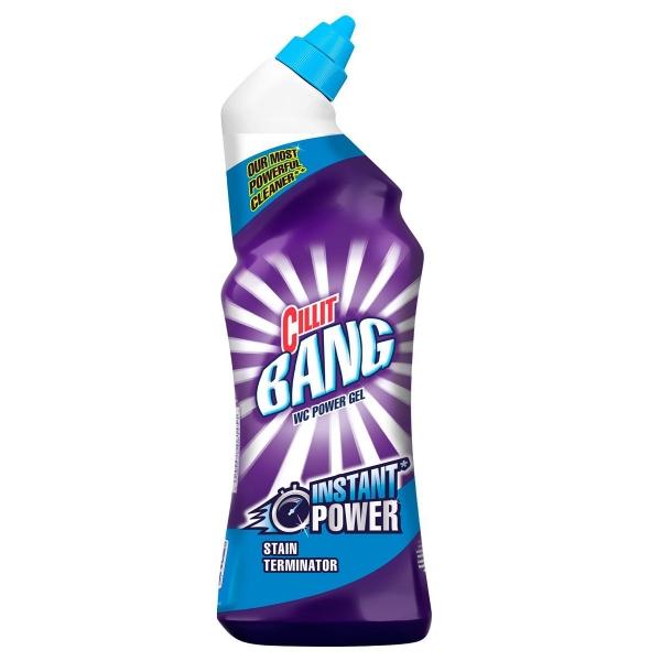 Cillit Bang Dezinfectant WC, 750 ml, Stain Terminator [0]
