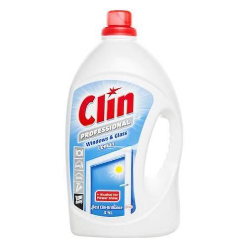 Clin Solutie curatat geamuri, 4.5 L, Lemon [0]