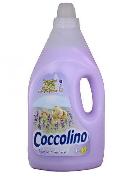 Coccolino Balsam de rufe, 4 L, 44 spalari, Explozie de Levantica [0]