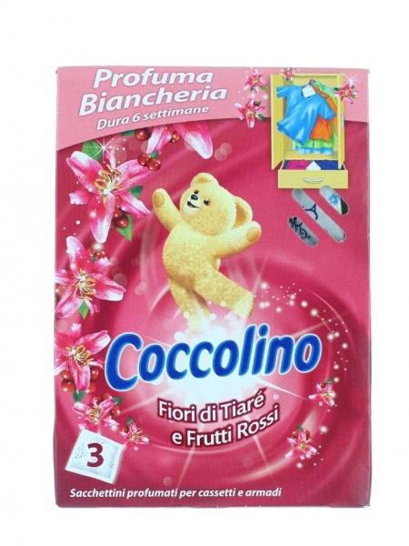 Coccolino Saculeti parfumati, 3 buc, Pink [0]