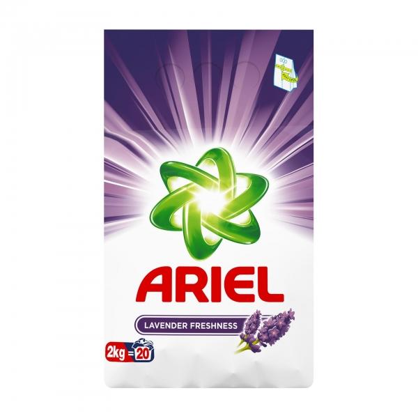 Ariel Detergent automat, 2 kg, 20 spalari, Lavanda [0]