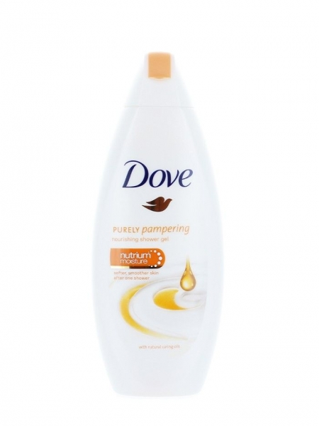 Dove Gel de dus, 250 ml, Purely Pampering [0]