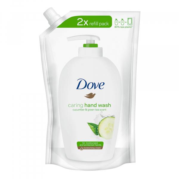 Dove Rezerva sapun crema lichid, 500 ml, Go Fresh - Fresh Touch [0]