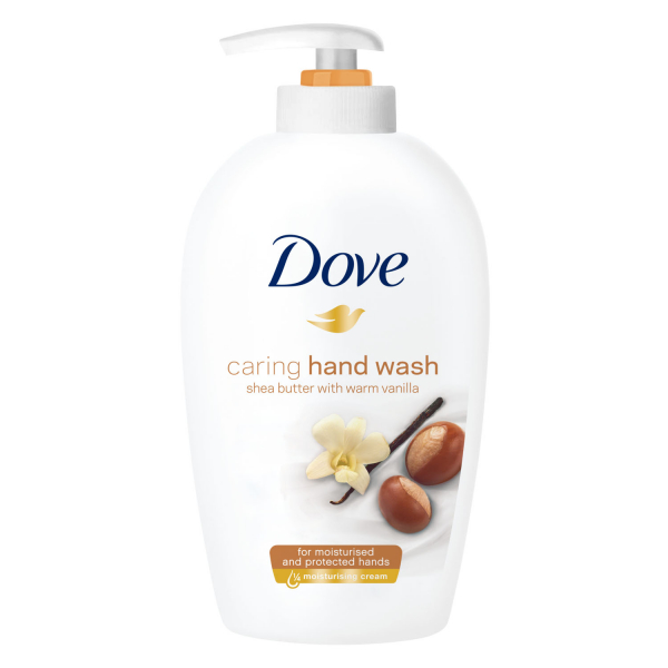Dove Sapun crema lichid, 250 ml, Purely Pampering Shea Butter with Warm Vanilla [0]