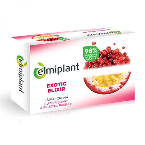 Elmiplant Sapun crema, 100 g, Exotic Elixir [0]