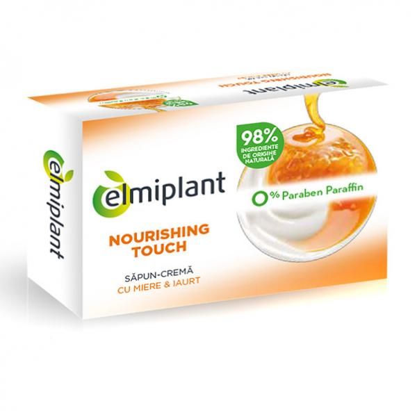 Elmiplant Sapun crema, 100 g, Nourishing Touch [0]