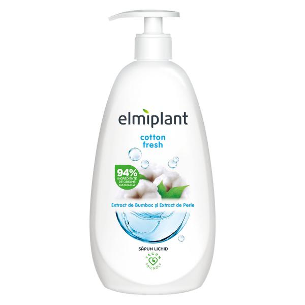 Elmiplant Sapun lichid, 500 ml, Cotton Fresh [0]