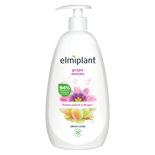 Elmiplant Sapun lichid, 500 ml, Grape Senses [0]
