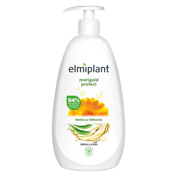 Elmiplant Sapun lichid, 500 ml, Marigold Protect [0]