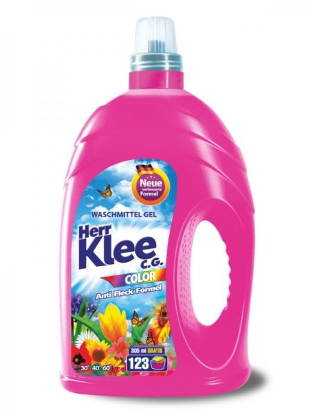 Herr Klee C.G. Detergent lichid, 4305 ml, 123 spalari, Color [0]