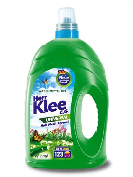 Herr Klee C.G. Detergent lichid, 4305 ml, 123 spalari, Universal [0]