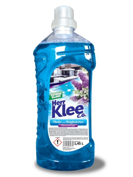 Herr Klee C.G. Detergent pardoseli, 1.45 L, Liliac and Lily of the Valley [0]