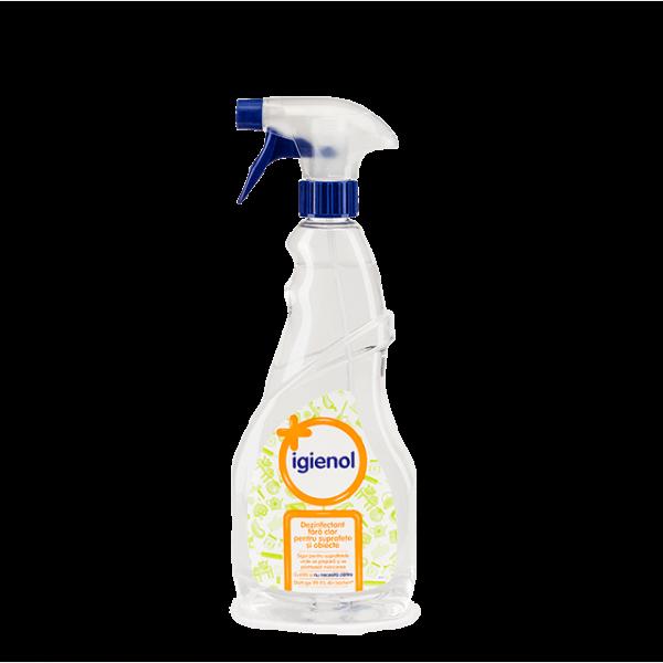 Igienol Dezinfectant suprafete, 750 ml, Clear Multi-Action [0]