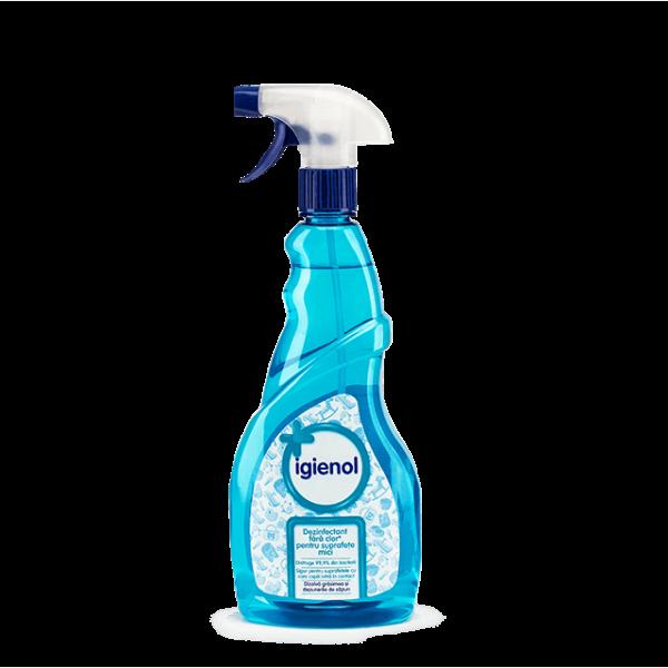 Igienol Dezinfectant suprafete, 750 ml, Marin [0]
