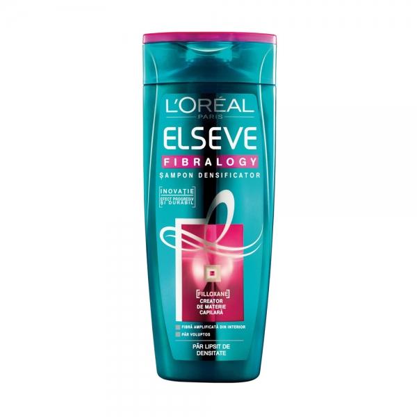 L Oreal Elseve Sampon, 400 ml, Fibralogy pentru par lipsit de densitate [0]