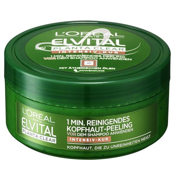 L Oreal Elseve Masca de par anti-matreata, 150 ml, Planta Clear Intensiv [1]