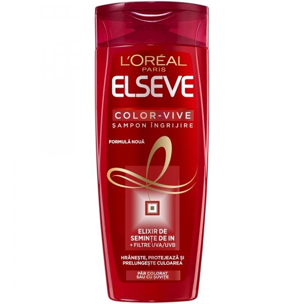 L Oreal Elseve Sampon, 400 ml, Color Vive pentru par colorat [0]