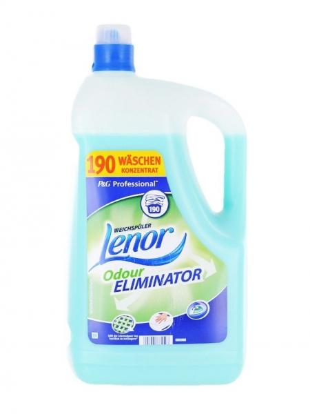 Lenor Balsam de rufe, 4.75 L, 190 spalari, Odour Eliminator [0]