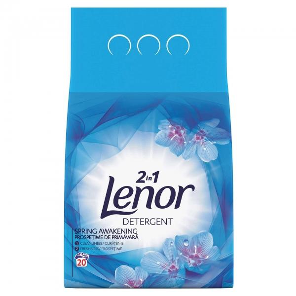 Lenor Detergent automat, 2 kg, 20 spalari, Spring Awakening [0]