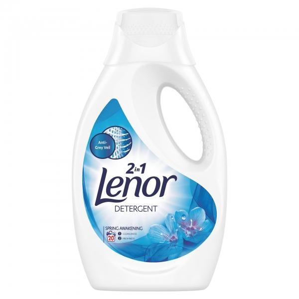 Lenor Detergent lichid, 1.1 L, 20 spalari, Spring Awakening [0]