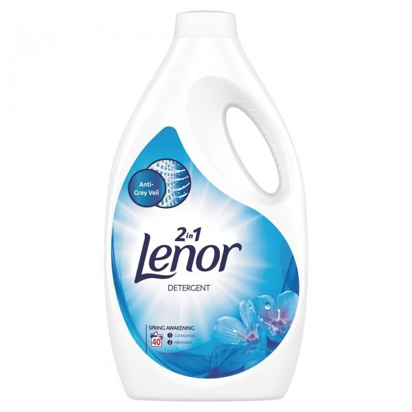 Lenor Detergent lichid, 2.2 L, 40 spalari, Spring Awakening [0]