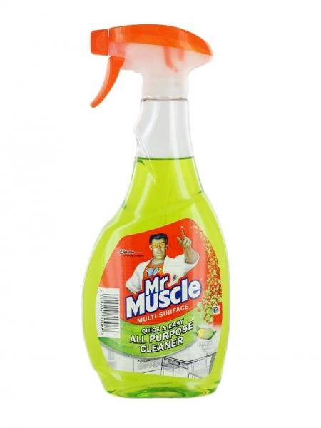 Mr. Muscle Solutie curatat multisuprafete, 500 ml, Citrus Lime [0]