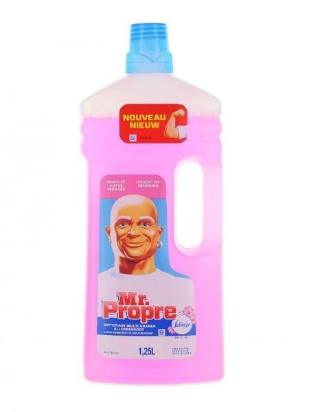 Mr. Proper Detergent pardoseli, 1.25 L, Fleur Naissante [0]