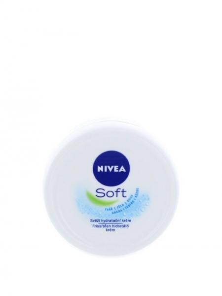 Nivea Crema de corp, 50 ml, Soft [0]